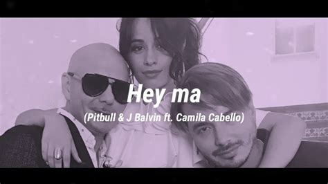fast and furious 8 lyrics pitbull hey ma ft camila cabello fast and furious 8