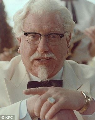 kentucky fried chicken commercial actor 2016 kfc to introduce another colonel sanders during super bowl
