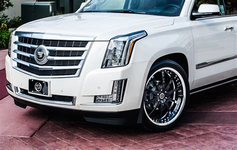 Cadillac Custom Wheels by 2015 Escalade Custom Wheels Autos Post