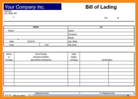 Pdf Bill Handbook 2017 by 4 Blank Bill Of Lading Pdf Manager Resume