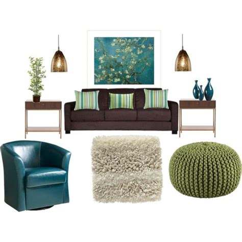 teal and brown living room brown and teal living room house stuff