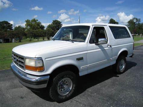 Gogo Auto by 1993 Ford Bronco Xlt In Angier Nc Go Go Auto Sales Llc