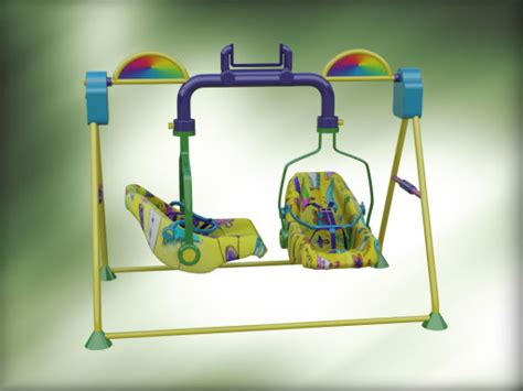 double baby swing double occupancy infant swing products