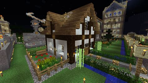 mc house mc small house by sareth1337 on deviantart