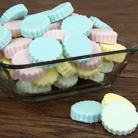 17 Best ideas about Homemade Wedding Mints on Pinterest