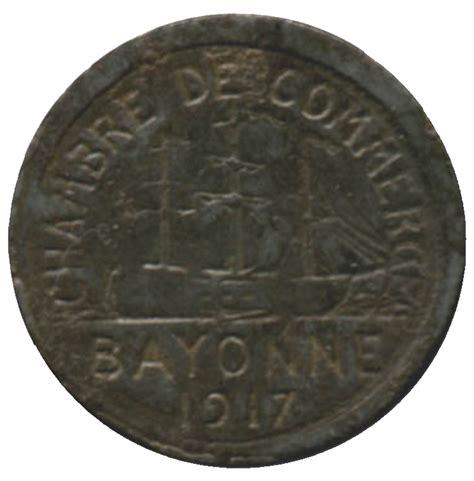 chambre de commerce de bayonne 5 centimes chambre de commerce 1917 bayonne 64