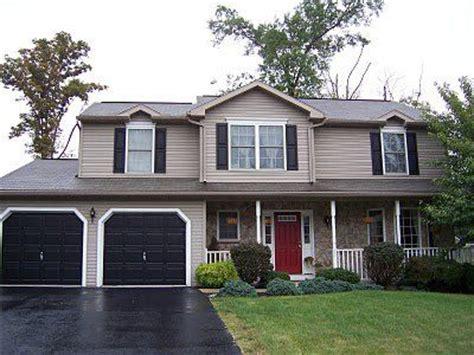tan house colors red front door doors front doors and house