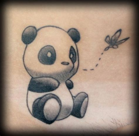 panda tattoo symbolism 40 dashing panda bear tattoos and their meaning page 3