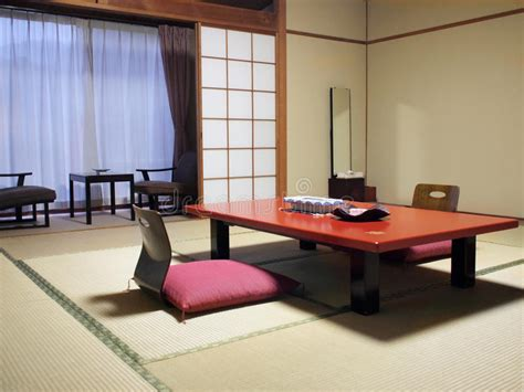 futon japanisch japanese style living room stock image image of chair