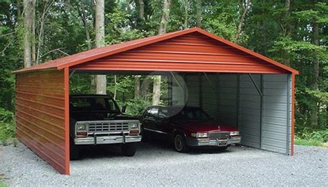carport varianten certified wide carport metalbarnscentral