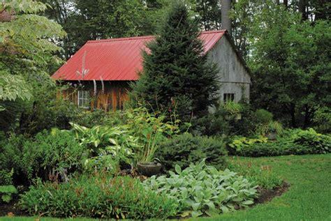 Garden Barn A New Garden Woven With Color House