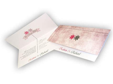 Hochzeitseinladung Tracht by Hochzeitseinladung Edelwei 223 Heiraten In Tracht