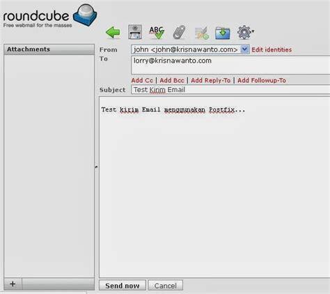 ubuntu install mail server tutorial tutorial virtualbox part 15 installasi mail server