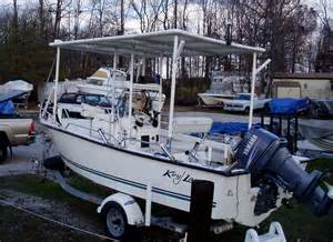 Boat Canopies by Build A Pvc Boat Canopy