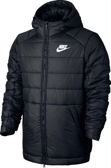 Jaket Nike Parka Taslan Black nike synthetic jacket black