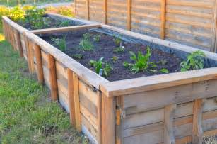 raised garden box designs diy raised bed garden box for backyard garden house design