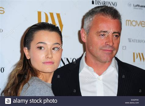 House Square Footage New York Ny Usa 14th Nov 2014 Matt Leblanc Daughter