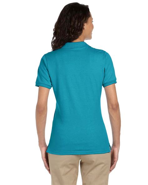 Polo Shirt 6 jerzees polo shirt top s sleeve 5 6 oz 50 50