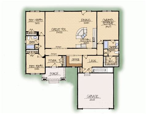 schumacher floor plans blue ridge house plan schumacher homes with regard to