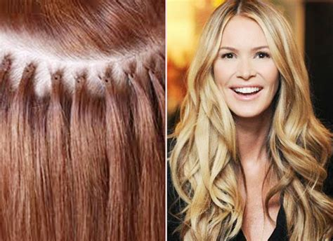 Types Of Hair Extension by Different Types Of Hair Extensions Hairstyles