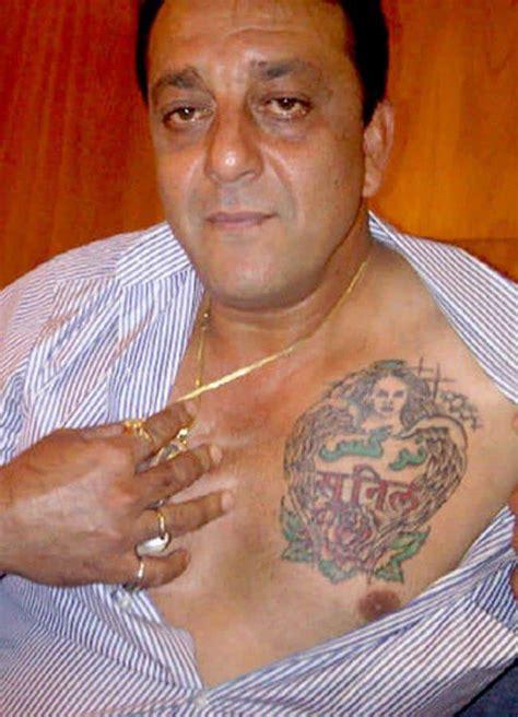 beautiful bollywood stars  tattoos sheideas