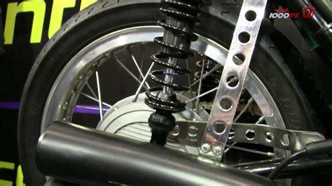 Tieferlegung Yamaha Tracer 900 by Hyperpro News 2013 Intermot 2012