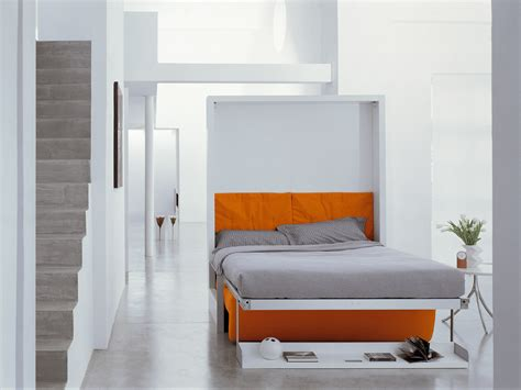 pull down beds pull down double bed ito by clei design giulio manzoni