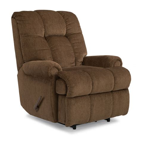 recliners fabric flexsteel 4830 50 hercules fabric recliner discount