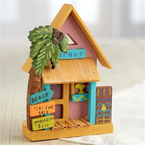 Miniature Tiki Hut Miniature Tiki Hut What S New Home Decor