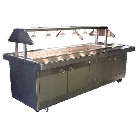 Steam Table Buffet Style Steam Tables