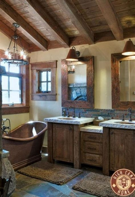 design house cottage vanity bathroom rustic cabin bathroom ideas best small