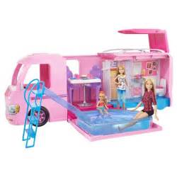 barbie 174 dream camper playset target
