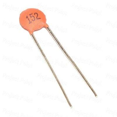 capacitors ceramic 0 0015uf 1 5nf 1500pf 50v ceramic disc capacitor 1 5kpf 152 ceramic capacitor project