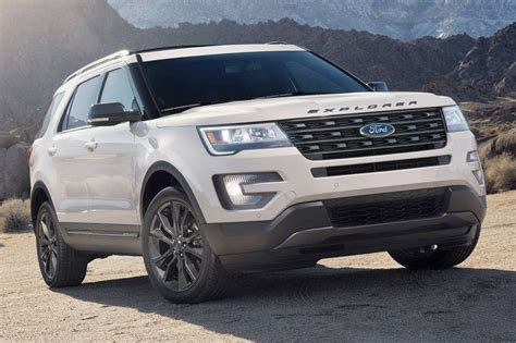 2019 Ford Explorer by 2019 Ford Explorer Side Images New Car Release Preview