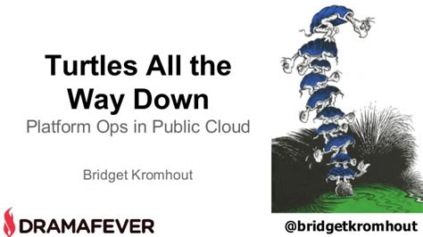 turtles all the way series 1 turtles all the way platform ops in cloud