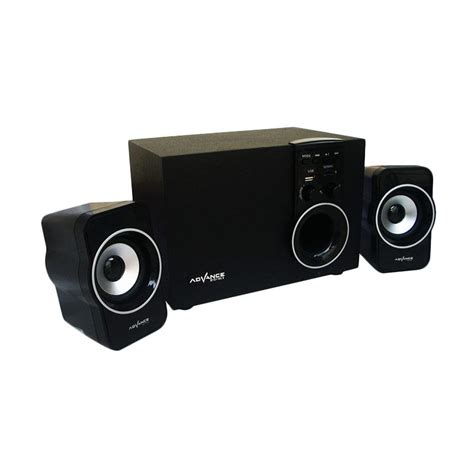 Advance Bluetooth Speaker Es030r 1 jual advance m180bt multimedia subwoofer bluetooth speaker