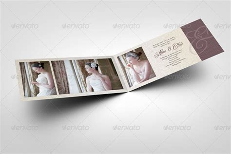 Dl Card Insert Template by Dl Folded Invitation Card Mock Up By Bagera Graphicriver