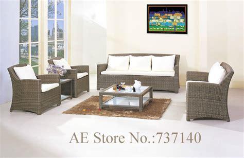 Outdoor Living Room Set Living Room Luxury Rattan Sofa Set Outdoor Rattan Furniture Living Room Sofa Garden Furniture