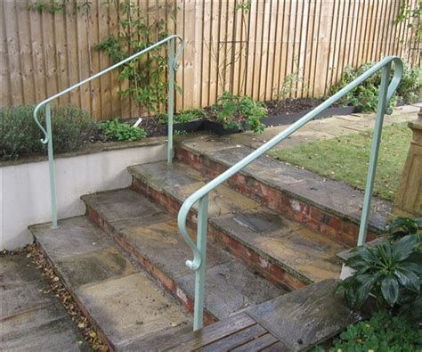 Garden Handrail a selection from our garden range gloucestershire blacksmithgloucestershire blacksmith