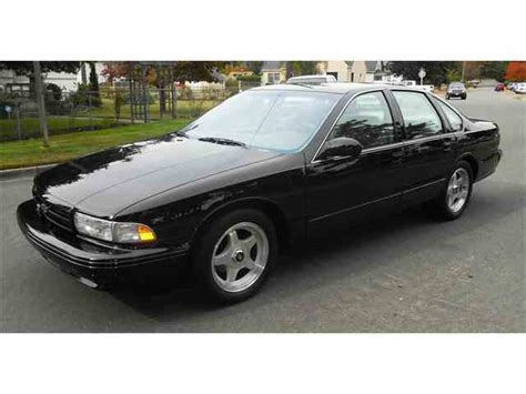 1994 1996 chevy impala ss for sale 1994 to 1996 chevrolet impala ss for sale on classiccars