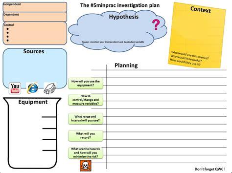 ideas for ks2 science investigations 5minprac ian mcdaid