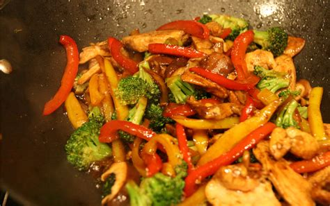 stir fried chicken in chili soy sauce recipe dishmaps