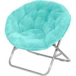 mainstays faux fur saucer chair colors walmart