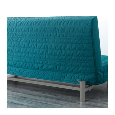 turquoise couch ikea beddinge l 214 v 197 s three seat sofa bed knisa turquoise ikea