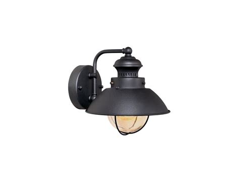 outdoor light back plate vaxcel lighting ow21581tb textured black harwich 1 light