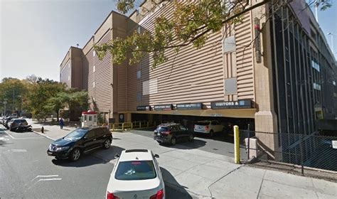 Parking Garage In Washington Heights by Central Parking Systems 115 Fort Washington Ave