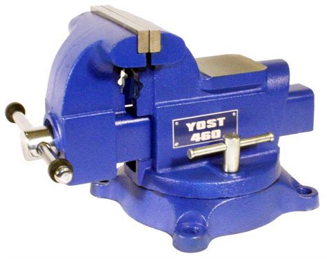 6 inch bench vice yost 6 inch utility vise model 460 apprentice series