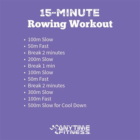 14 rowing machine workouts to lose weight