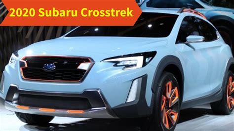 subaru crosstrek redesign release date price