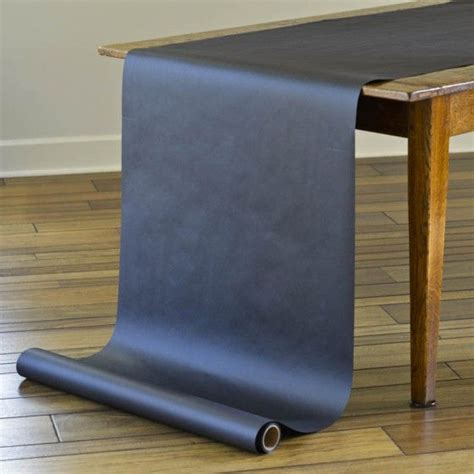 Chalkboard Table Runner by Chalkboard Table Chalkboards And Table Runners On
